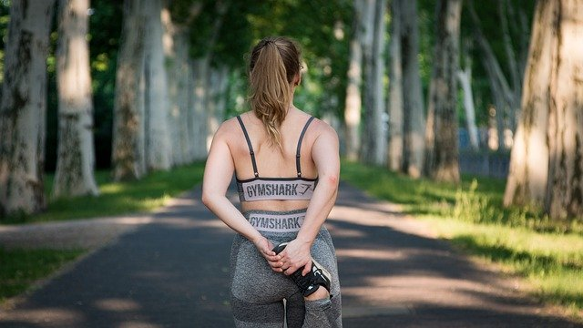 exercice de femme
